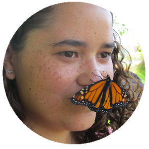 Tag and Release monarch butterflies