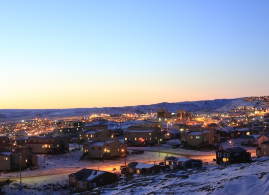 Adventures in Nunavut