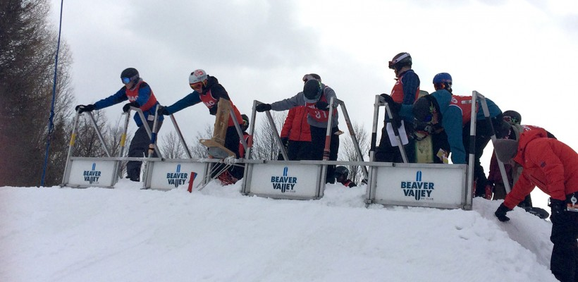 Hamilton District Christian High Ski Snowboard Team