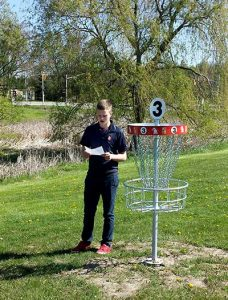 Disc Golf Commons