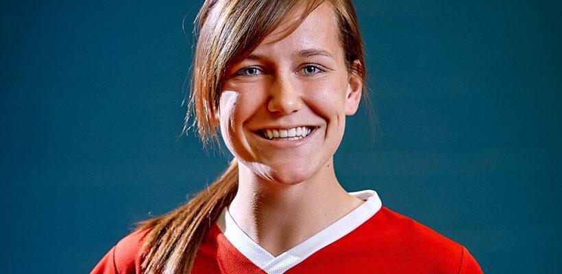 Cassie Heidbuurt Female Athlete of the Year