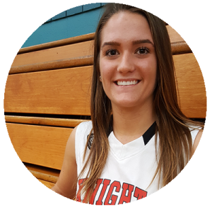 Michelle King, Athlete of the Week
