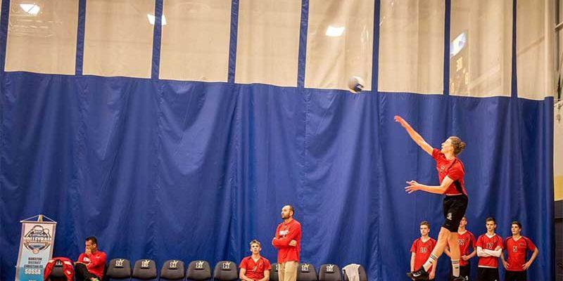 Samuel Cooper Volleyball