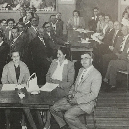 1957 Membership Meeting