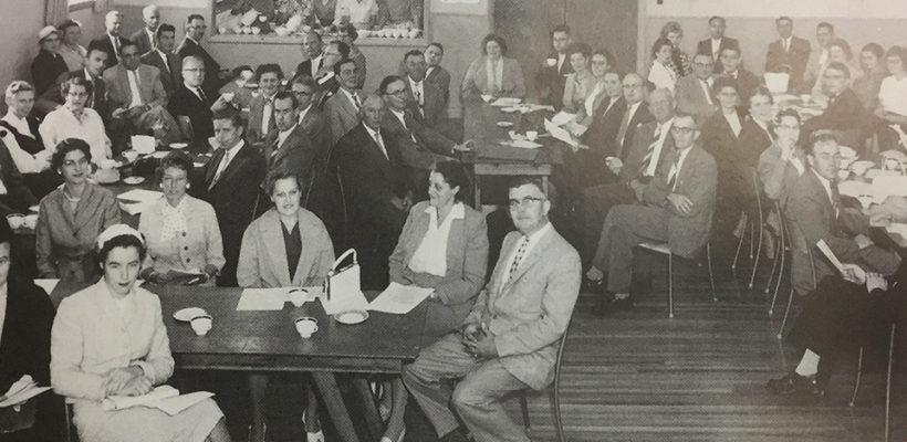 1957 Membership Meeting